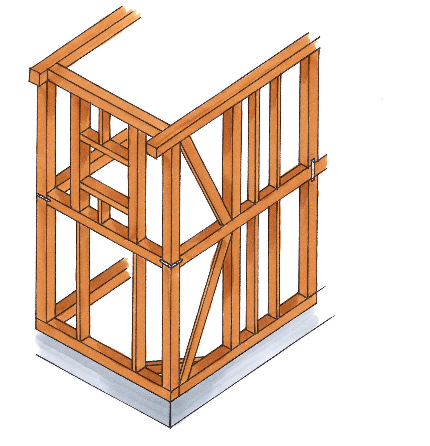 木造軸組構造