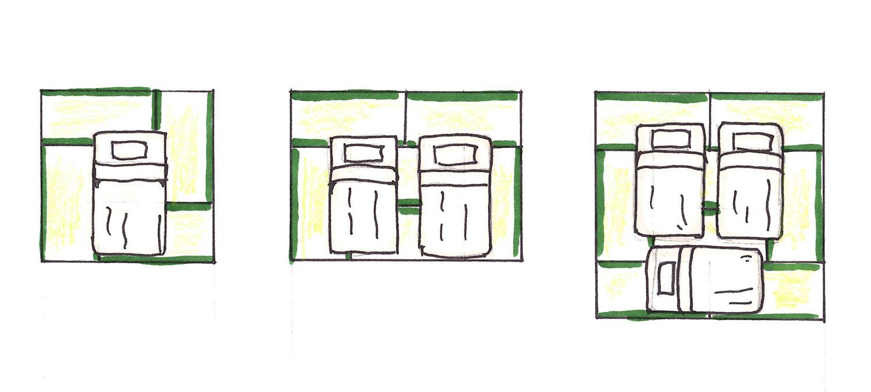 和室の広さを決めるポイント