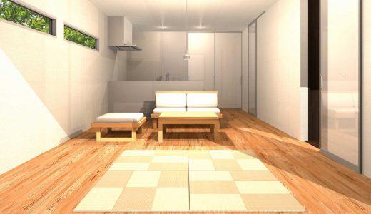 琉球畳が人気な5つの理由。+おしゃれな空間作りの事例紹介